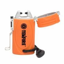 UST Tekfire USB Rechargeable LED Fuel Free Lighter - Orange