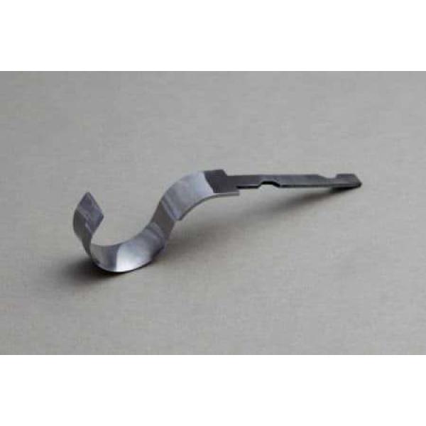 """Beaver Craft Blank Knife Blade - 4.92"""" Spoon Carving BSK2"""
