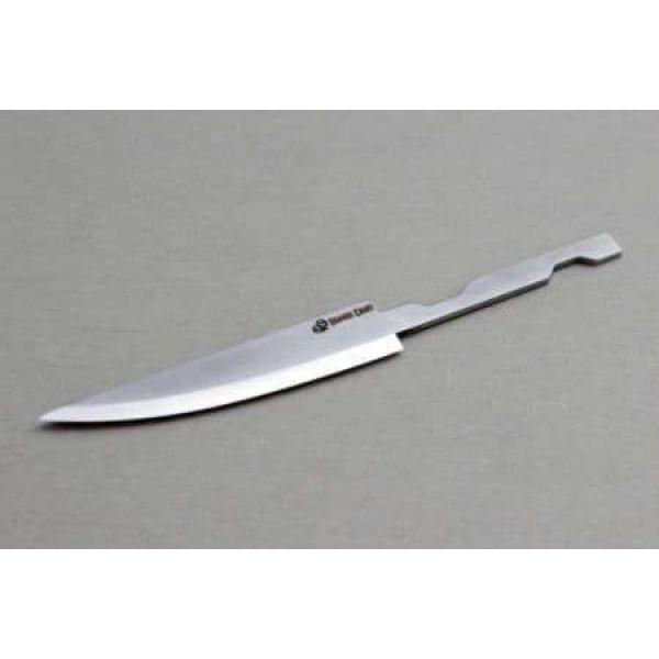 """Beaver Craft Blank Knife Blade - 5.51"""" Whittling C4"""