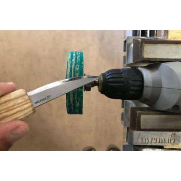 Beaver Craft Leather Honing Wheel Kit