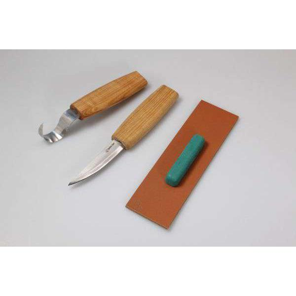 Beaver Craft S03 Wood Carving Tool Set For Beginners