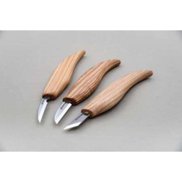 Beaver Craft S12 Starter Wood Carving Knife Set