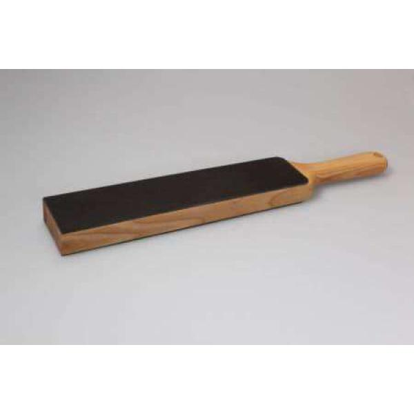 Beaver Craft Small Dual Sided Leather Paddle Strop