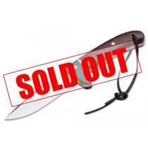 "Boker Magnum Elk Hunter Special Edition Fixed Blade Knife - 4.3"" 440A Steel Blade - Rosewood Handle"