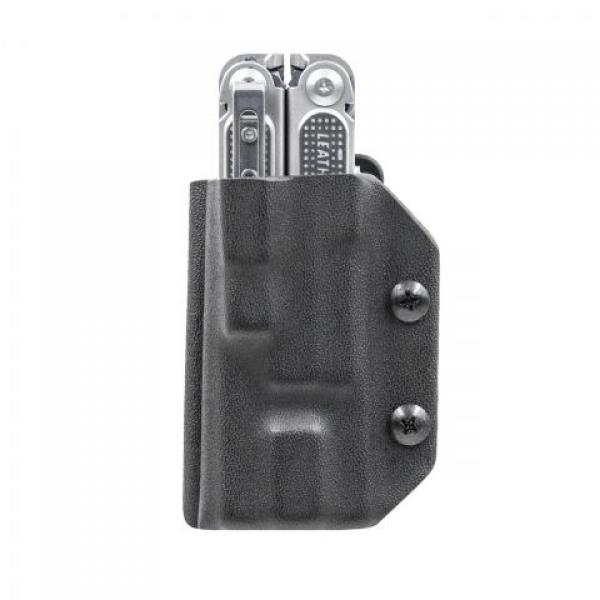 Clip & Carry Black Kydex Sheath for Leatherman Free P2