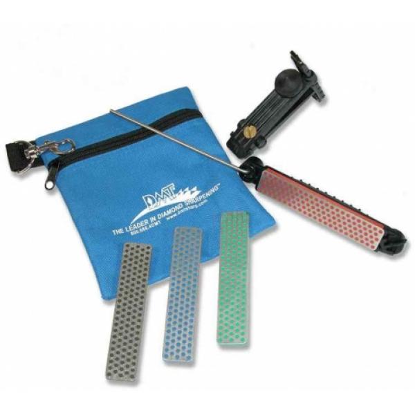 DMT ADELUXE Aligner Deluxe Knife Sharpening Kit