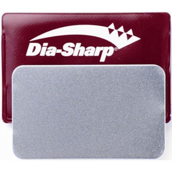 """DMT D3F 3"""" Dia-Sharp Sharpener Credit Card - Fine"""