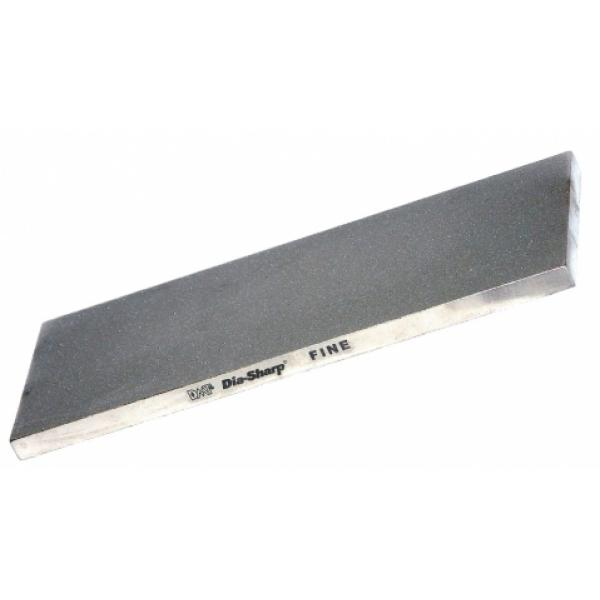 "DMT D8F 8"" Dia-Sharp Continuous Diamond Knife Sharpening Whetstone, Fine"