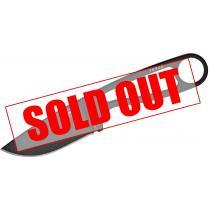 "ESEE IZULA Black Neck Knife Fixed 2.875"" 1095 Carbon Blade, Black Sheath, Complete Survival Kit"