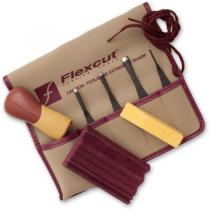 Flexcut SK130 5 Piece Printmaking Set