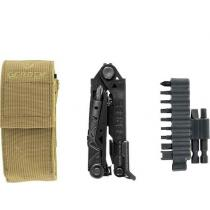 Gerber Center-Drive w/Bit Set Coyote MOLLE Sheath Multi-Tool
