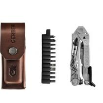 Gerber Centre Drive Plus Multi Tool with Bit Set and Leather Sheath