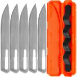 Gerber Vital Big Game Folder Replacement Blades - Pack of 5 Blades for Gerber Vital Big Game Folder