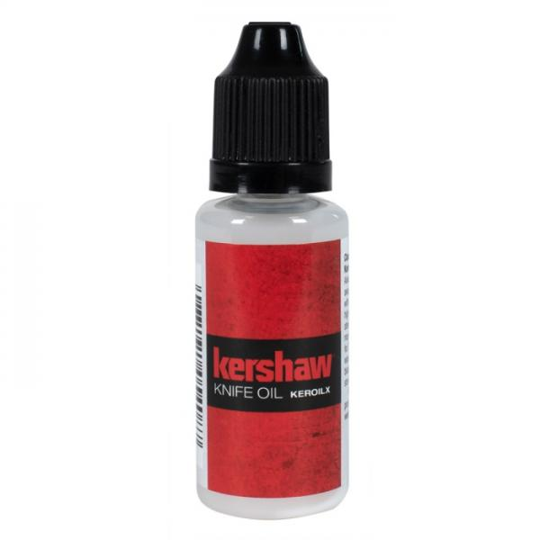 Kershaw Knife Oil - Help Prevent Corrosion, Lubricate Joints
