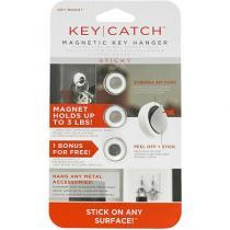 KeySmart Key Catch Magnetic Key Hanger - 3 Pack