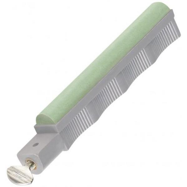 Lansky Curved Blade Ultra Fine Sharpening Hone - Light Gray Holder