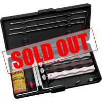 Lansky Natural Arkansas Knife Sharpening System - LKNAT