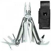 Leatherman Charge+ TTi Multi-Tool, Black Leather Sheath