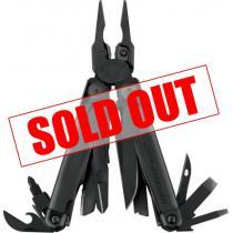Leatherman Surge Full Size Multi-Tool, Black, MOLLE Sheath
