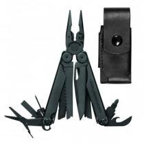 Leatherman Wave+ Multi-Tool Black with Leather Sheath