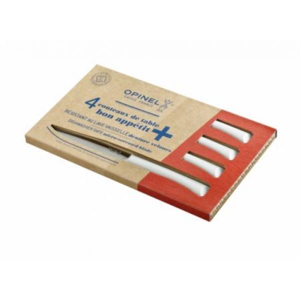 Opinel Bon Appetit Cloud 4 Piece Table Knife Box Set