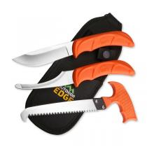 Outdoor Edge Jaeger Guide - Skinner Saw and Gutting Knife Set