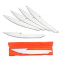 "Outdoor Edge 5"" Razorsafe System Boning and Filleting Replacement Blades (Pack of 6)"