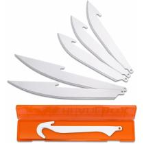 Outdoor Edge Razorsafe System Blade Combo Set (Pack of 6)