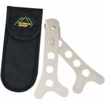 Outdoor Edge Steel Stick Rib Cage Spreader, Nylon Sheath