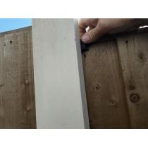 20 Fence Panel Wedges - Stop Fence Panels Rattling or Banging