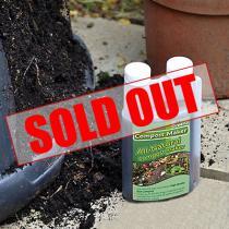 Compost Maker - All Purpose Grass and Garden Waste Compost Maker - 500ml