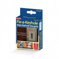 Fix A Keyhole - Door Keyhole Draught Excluder - Pack of 2