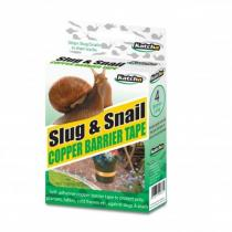 Slug And Snail Barrier Tape - 4 Meters of Pure Copper