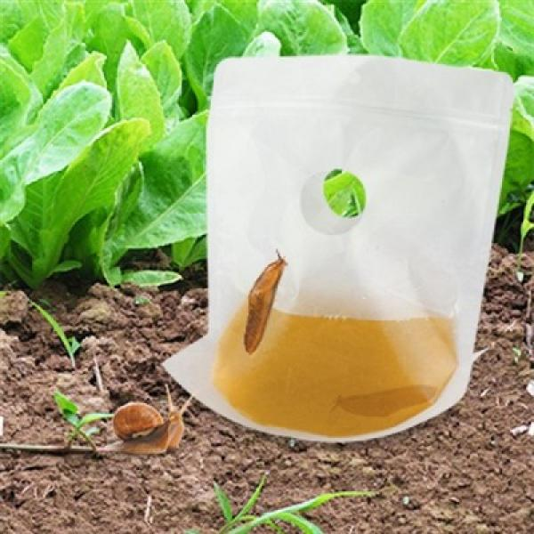 Slug Bagz - Slug Traps - Reusable or Disposable - 3 Pack
