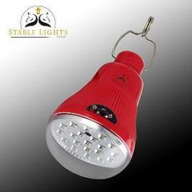 Stable Light - Remote Controlled Solar Powered LED Lights For Stables, Sheds and Outhouses.