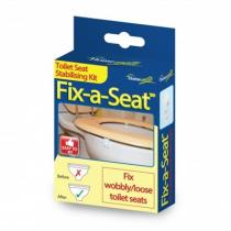 SteadySeat - Quick & Easy fix for loose or wobbly toilet seats