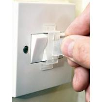 Switch Bridge Lock - For Double Sockets With No Gap - Hue Switch Cover