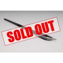 "Laurin Metalli Hammered Finish Blade 2.4"" (62mm) Carbon Steel Blade"