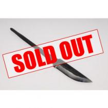 "Laurin Metalli Hammered Finish Blade 3"" (77mm) Carbon Steel Blade"