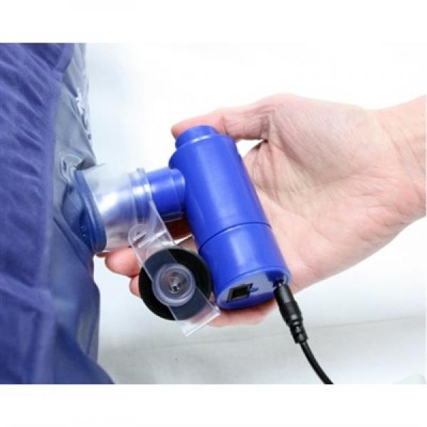 Mini Inflator  - Lightweight Compact Air Bed Pump - Quick Free Delivery