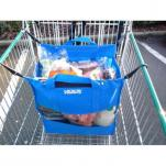 Shopping Trolley Durable Bag - Stable and Rigid - Keep Food Sorted