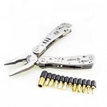 Ganzo G301H Carbon Steel Multi Tool Pliers with Screwdriver Kit
