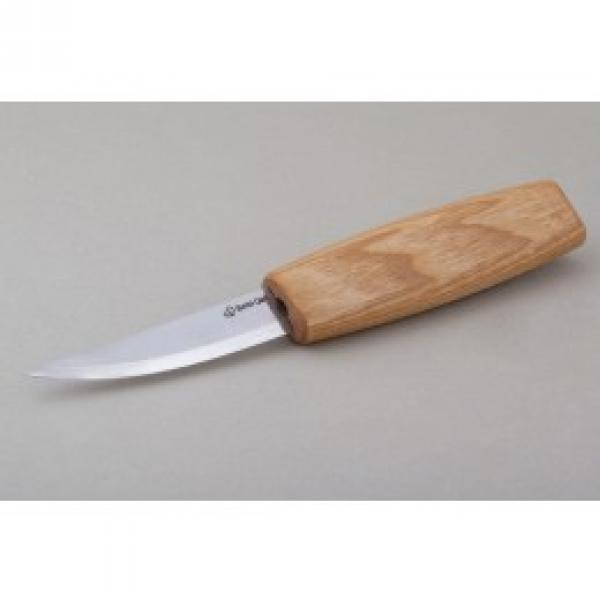 Beaver Craft C4M Whittling Wood Carving Knife with Ash Handle