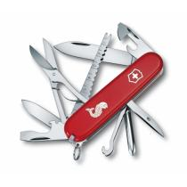 Victorinox Swiss Army 17 Function Fisherman Multi-Tool, Red