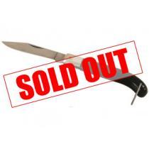 "Whitby 2.5"" General Purpose UK EDC Pocket Knife - Black - CS Blade"