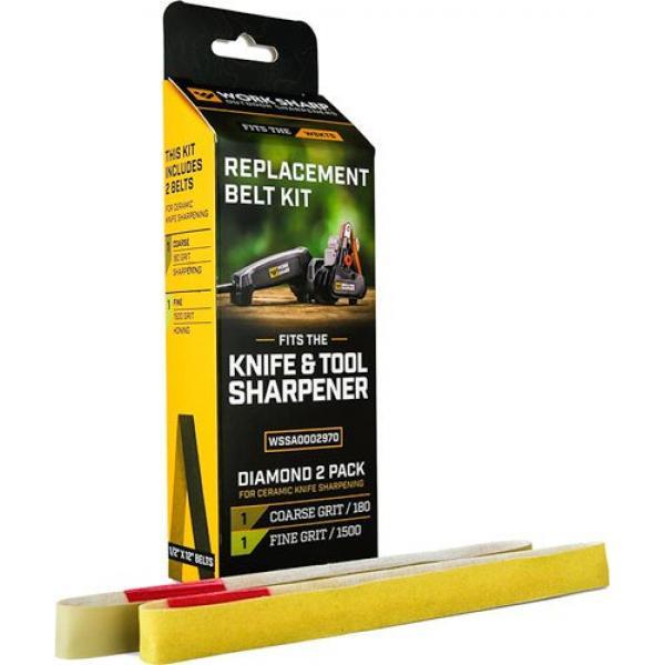 Work Sharp WSSA0002970 WSKTS Diamond Belt Kit