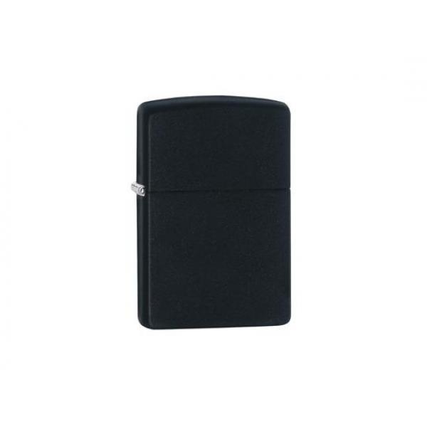 Black Matt Zippo Lighter - Genuine Zippo windproof lighter