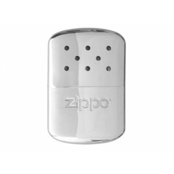 Zippo Refillable 12 Hour Hand Warmer - Chrome