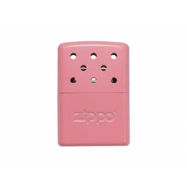 Zippo Refillable 6 Hour Hand Warmer - Pink
