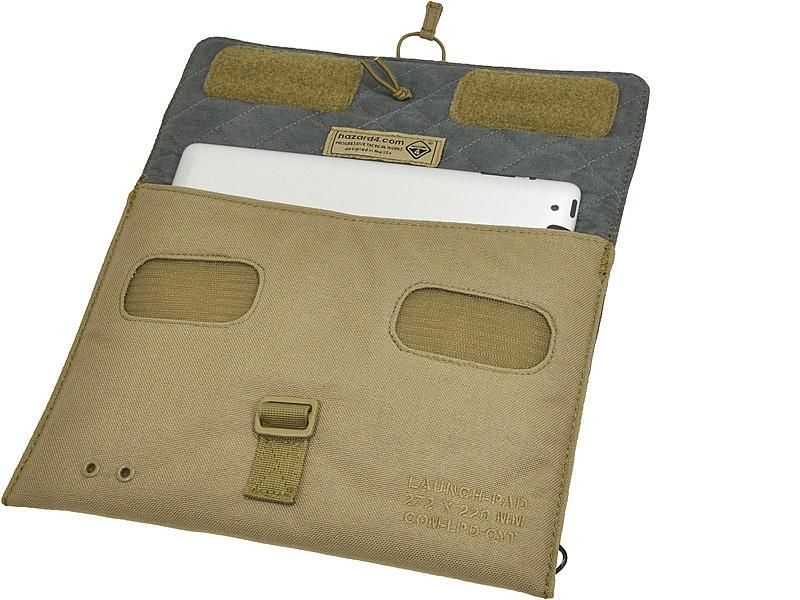 Hazard 4 Launchpad iPad Military Spec Case - Coyote